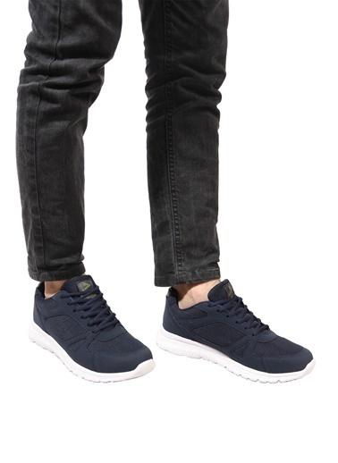 Derigo Siyah Füme Erkek Spor Ayakkabı 703018 Lacivert